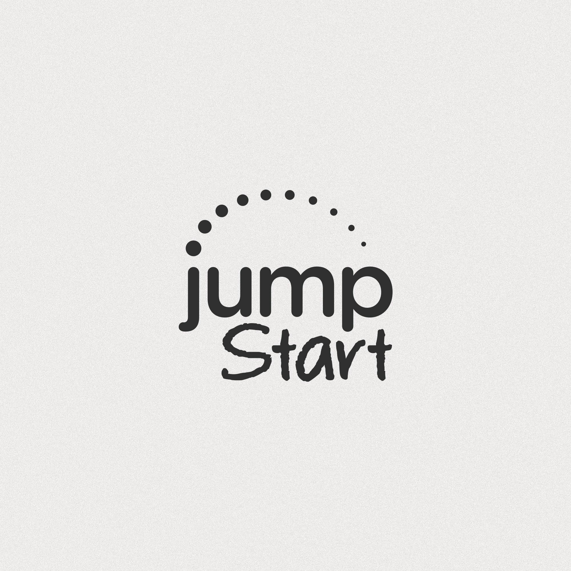 Jump Start Logo Design