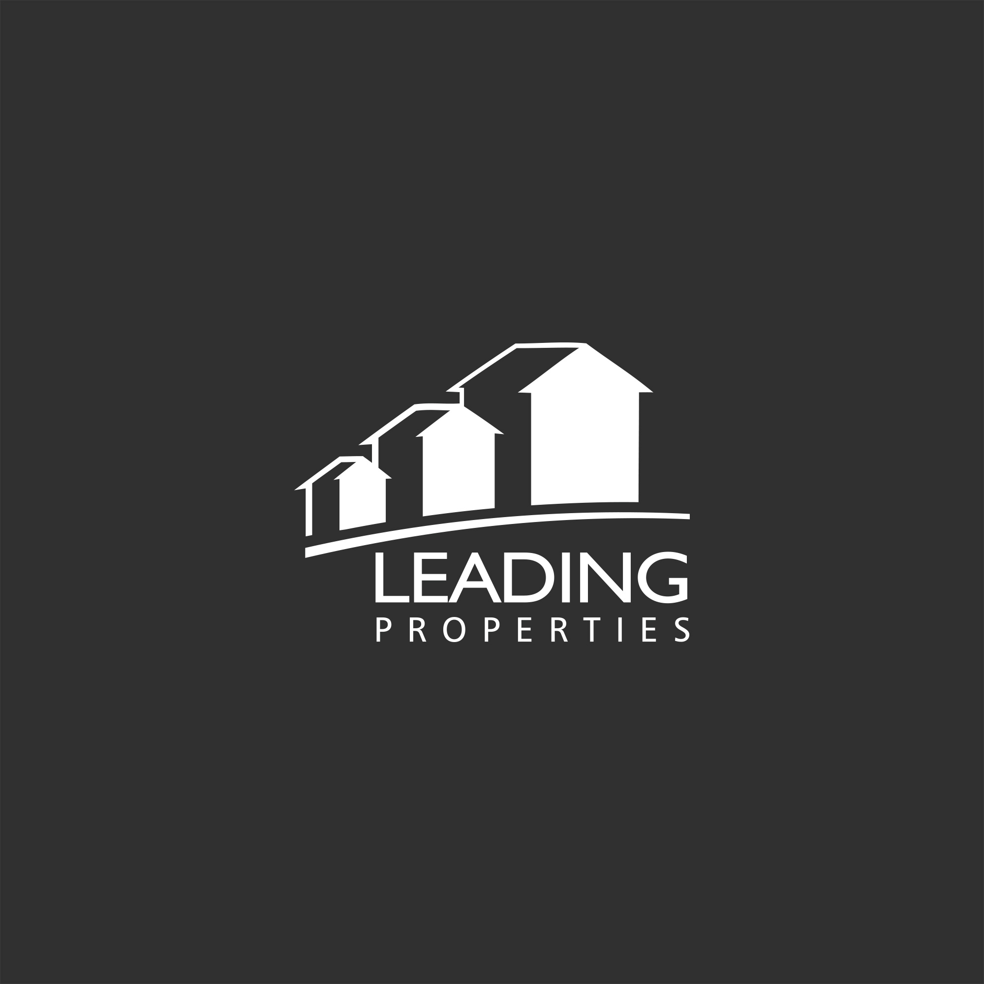 Leading Properties Logo Design