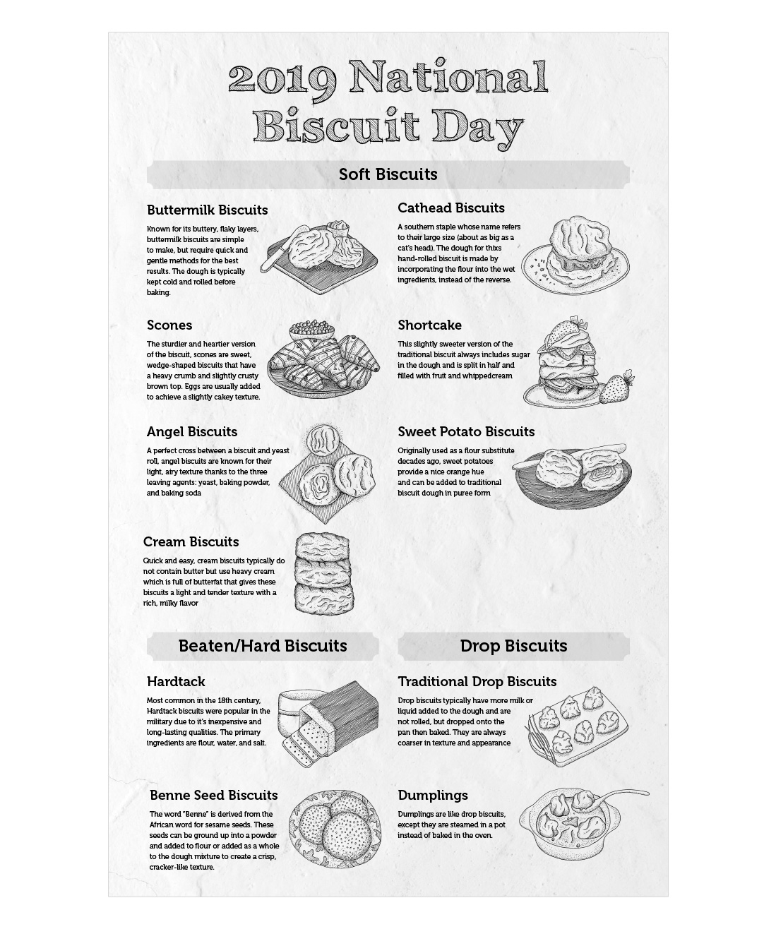 National biscuit day web page