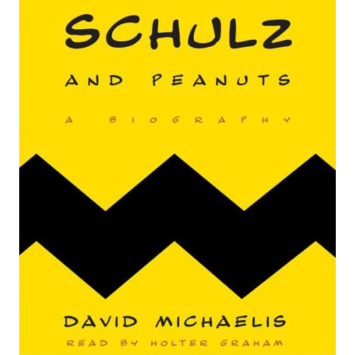 Shultz and Peanuts Biography